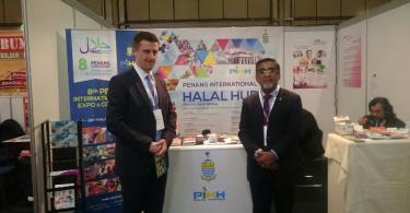 Susret rukovoditelja i malezijskog ministra za vjerska pitanja i vanjsku trgovinu
