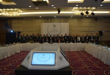 COMCEC meeting Ankara 2017