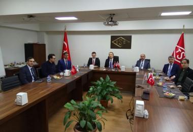 Delegacija Centra u posjeti Turskom instituitu za standardizaciju