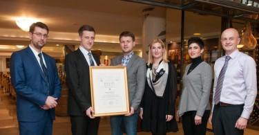 Naslovna dodjela halal certifikata Milenij hotelima d.o.o.