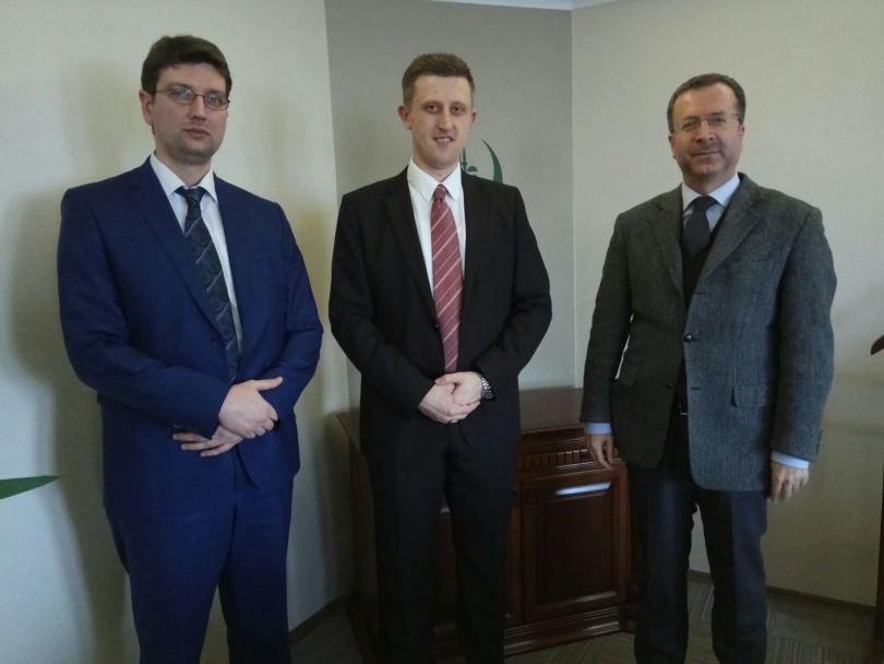 Posjeta delegacije Centra COMCECu