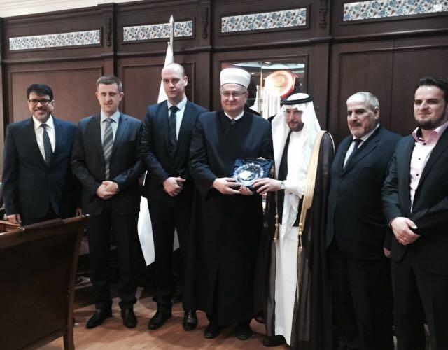 Službena posjeta Saudijskoj Arabiji