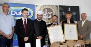 KIM I Žitoproizvod dodjela halal certifikata