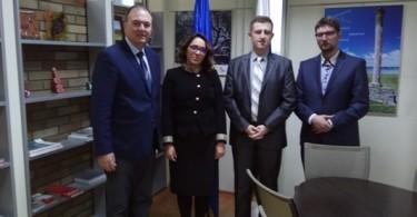 Sastanaki u Ministarstvu turizma