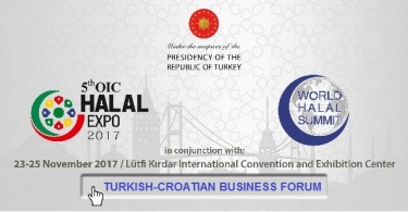 TURKISH CROATIAN BUSNINESS FORUM