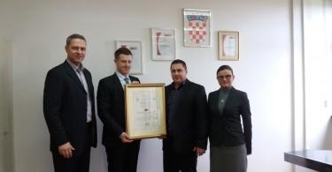 Belje dd Agroprerada dodjela halal certifikata RES