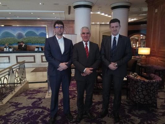 Sastanak s predstavnicima libijske gospodarske delegacije