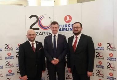 Turkish Airlines prijem