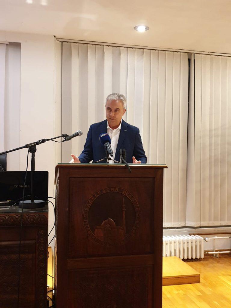 Zoran Šimunić, direktor tvrtke Naše klasje d.o.o.